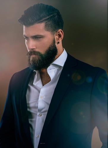 acondicionador para barba y humectante facial clubman pinaud