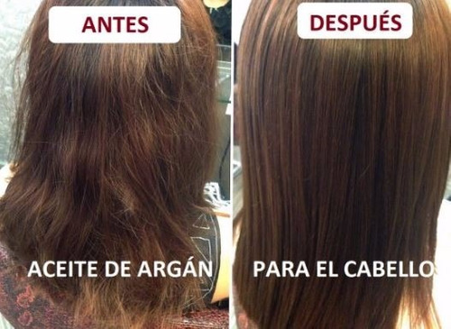 acondicionador reparador de cabello argan oil 973 ml