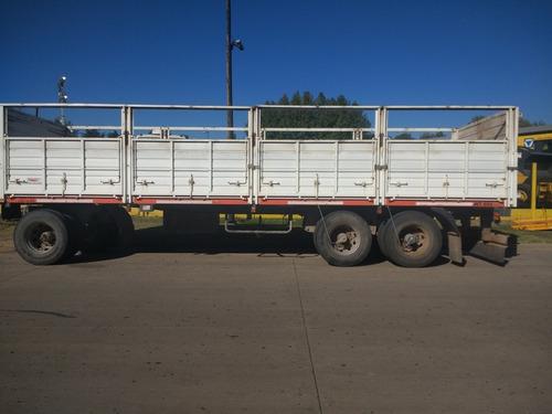 acoplado 3 ejes  9,30 mts ombu
