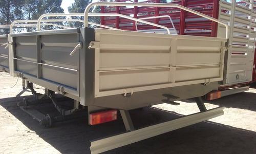 acoplado carro tipo fama - cap. 3500 kg - nuevos
