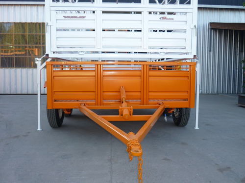 acoplado carro vaquero trailer disponible a domicilio