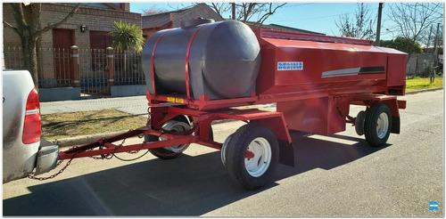 acoplado cisterna combinado para 3.000 lts. (ci1015)