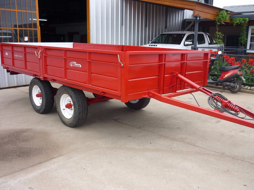 acoplado playo balancin 4 x 1.9 carro trailer financiado