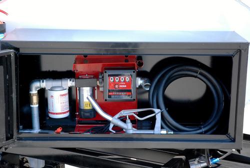 acoplado tanque cisterna para combustible, tanque cisterna