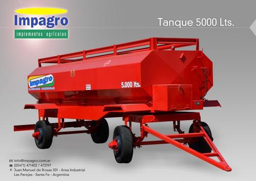 acoplado tanque combustible 5000 lts