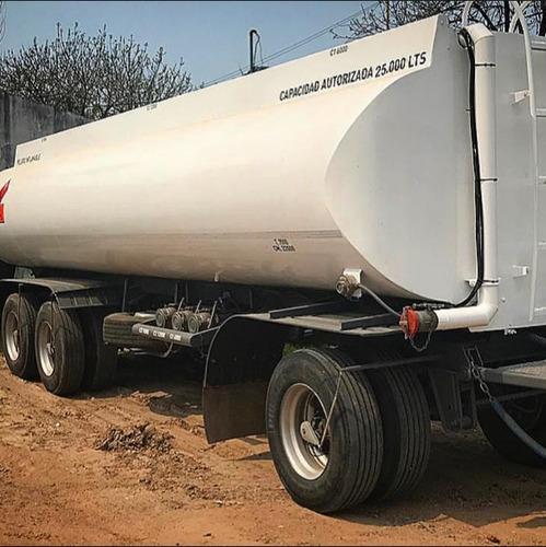 acoplado tanque indecar ´95  $ 400000