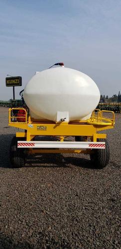 acoplado tanque plastrong, año 2019