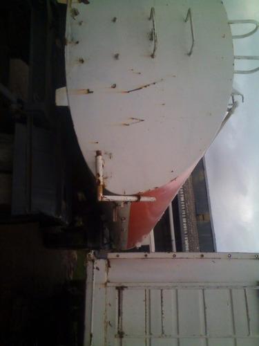 acoplado tanque regador