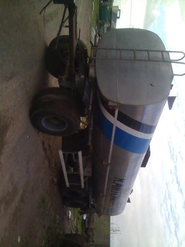 acoplado tanque termico para asfalto