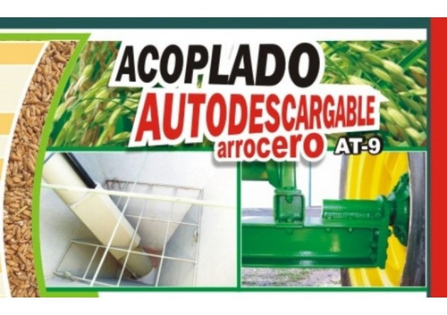 acoplado tolva autodescargable agroar at 9