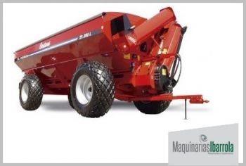 acoplado tolva autodescargable cestari 20500 lts