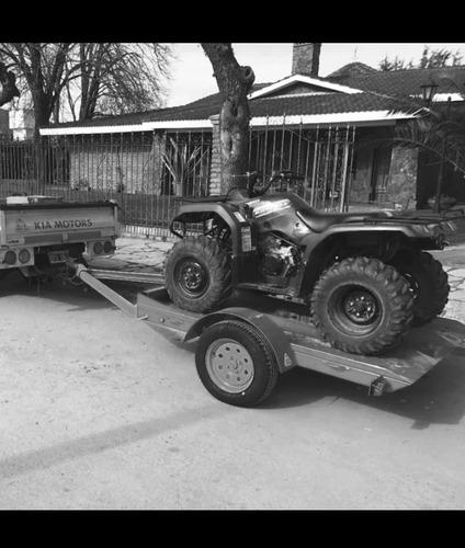 acoplado vehicular mg 1000 kg trailer c/ pintura triple ac