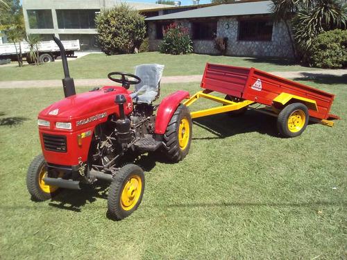 acoplado vehicular roland h700 kg trailer batan 1 eje, carro