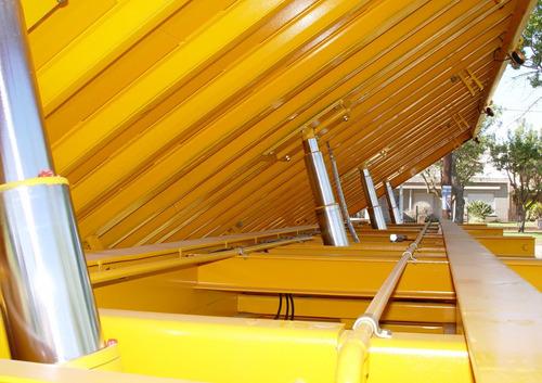 acoplado volcador bilateral 8.6m astivia - anticipo de