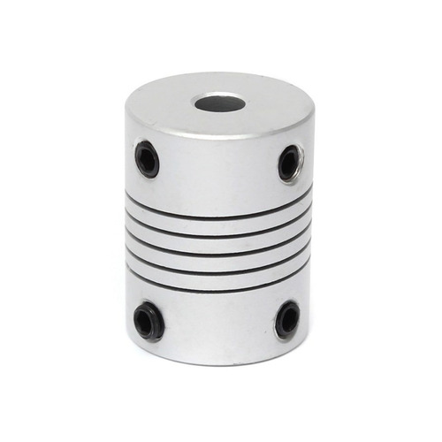 acople flexible motor 3d antibacklash 5 a 8mm