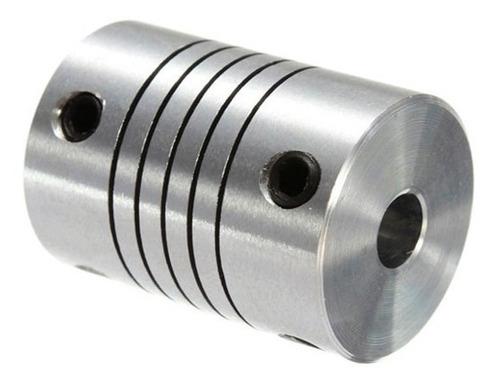 acople flexible motor nema 17 5-8mm cnc imo 3d anti backlash