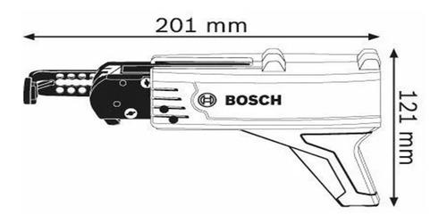 acople p/atornillador bosch ma 55 p/ gsr 6-25 te gsr 6-45 t
