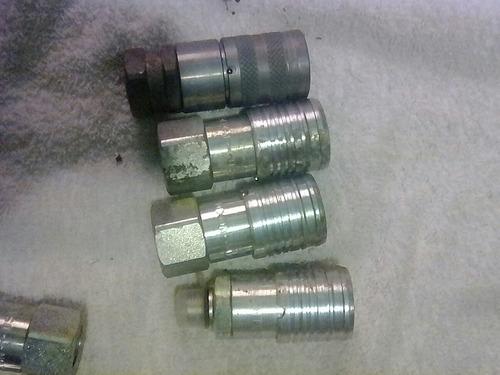 acoples rapido hidraulica