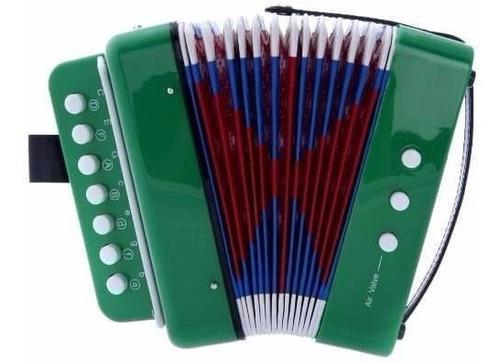 acordeon didactico para niños aprendizaje
