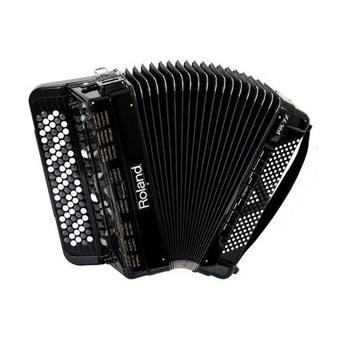 acordeon digital roland fr-7xb-bk