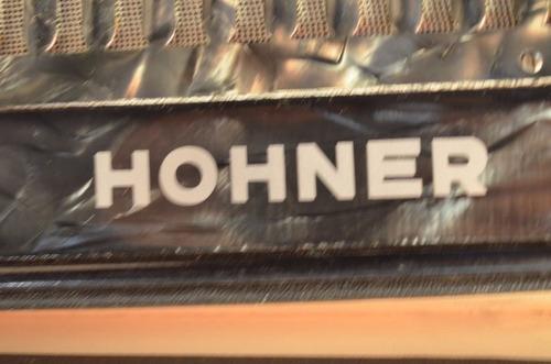 acordeón hohner