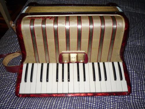 acordeon hohner arietta im 72 teclas de bajos