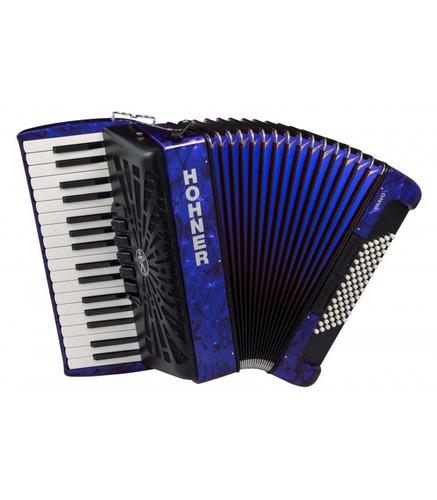 acordeon nuevo original marca hohner de 72 bajos