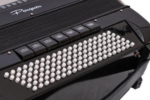 acordeon parquer 120 bajos 37 llaves 13+7+1 registros sj2001