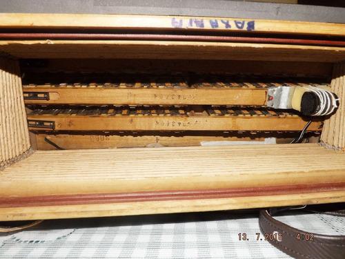 acordeon todeschine, artistic 4, 120 baixos.