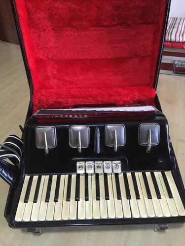 acordeon todeschini super 5