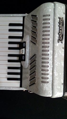 acordeon todeskini 48 baixos novo