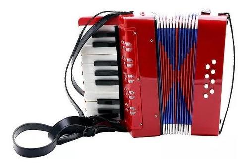 acordeon vallenato grand tecla niños aprendiz ! sonido real!