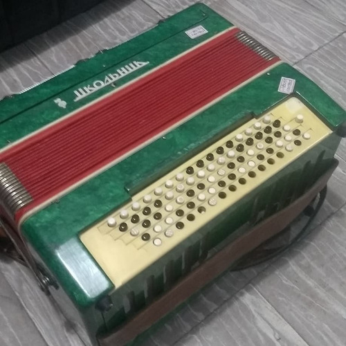 acordeon vallenato ukoanhuk 80 bajos