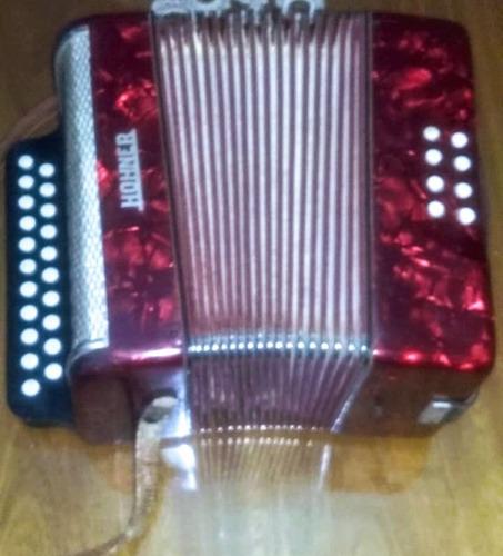 acordeon verdulera hohner