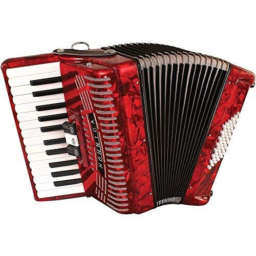 acordeones hohner  red w20