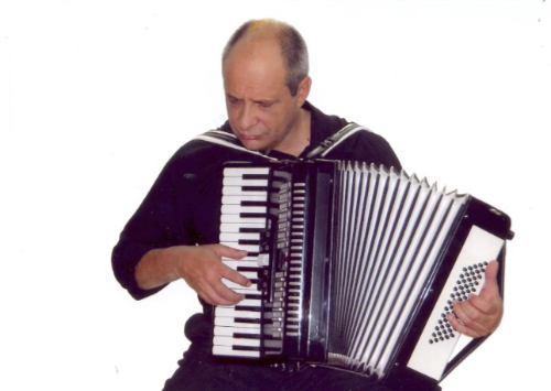 acordeonista  fiestas show