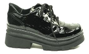 87225299 Zapatos Charol Mujer Acordonados Plataforma - Ropa y Accesorios en ...