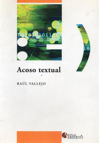 acoso textual raúl vallejo (fi)