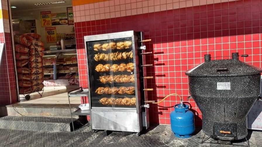 açougue para vender, exelente casa de carne, maquinario novo
