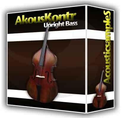 acoustic samples upright bass libreria de sonido reason