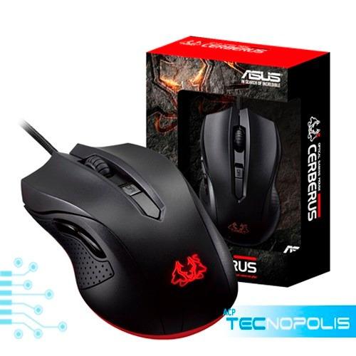 acp -  asus -cerberus - strix impact -  mouses y  teclados