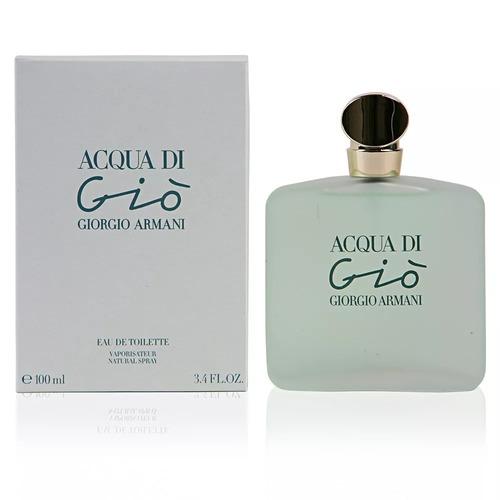 acqua di gio 100 ml mujer edt giorgio armani