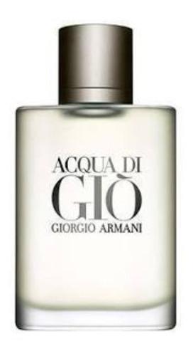 acqua di gio  pour homme 100 ml edt giorgio armani