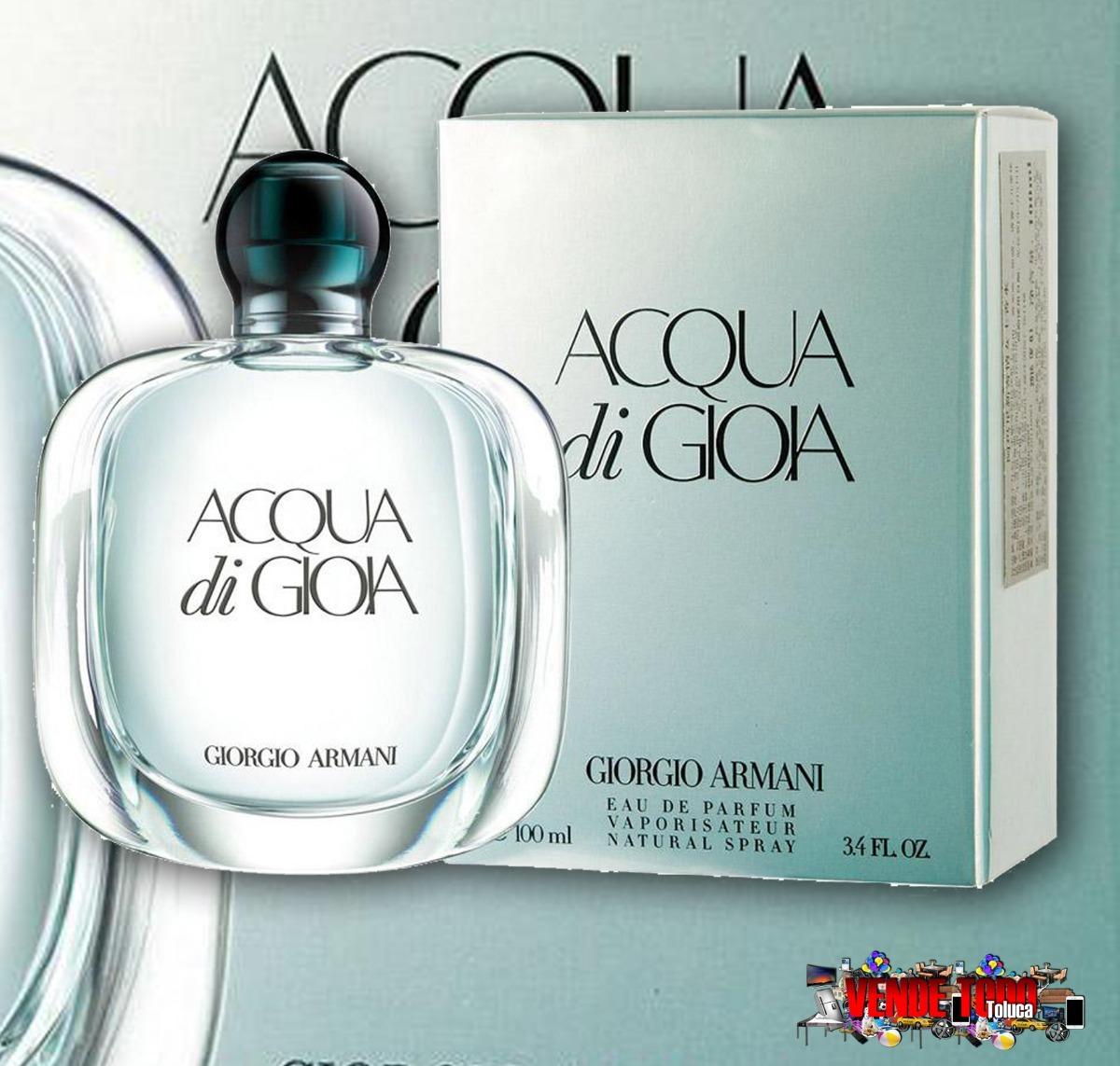 57c264a3b Acqua Di Gioia Para Mujer De Giorgio Armani 100 Ml - $ 949.00 en ...