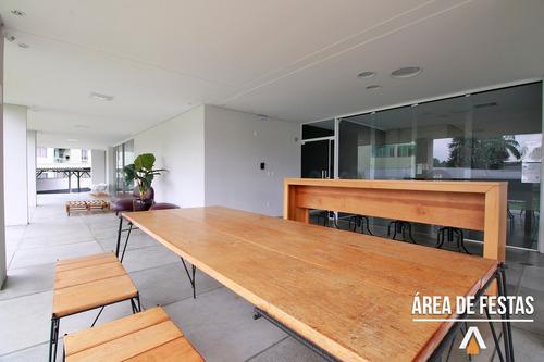 acrc imóveis - apartamento com 02 dormitórios sendo 01 suíte e vaga para 02 carros - ap02189 - 33590883