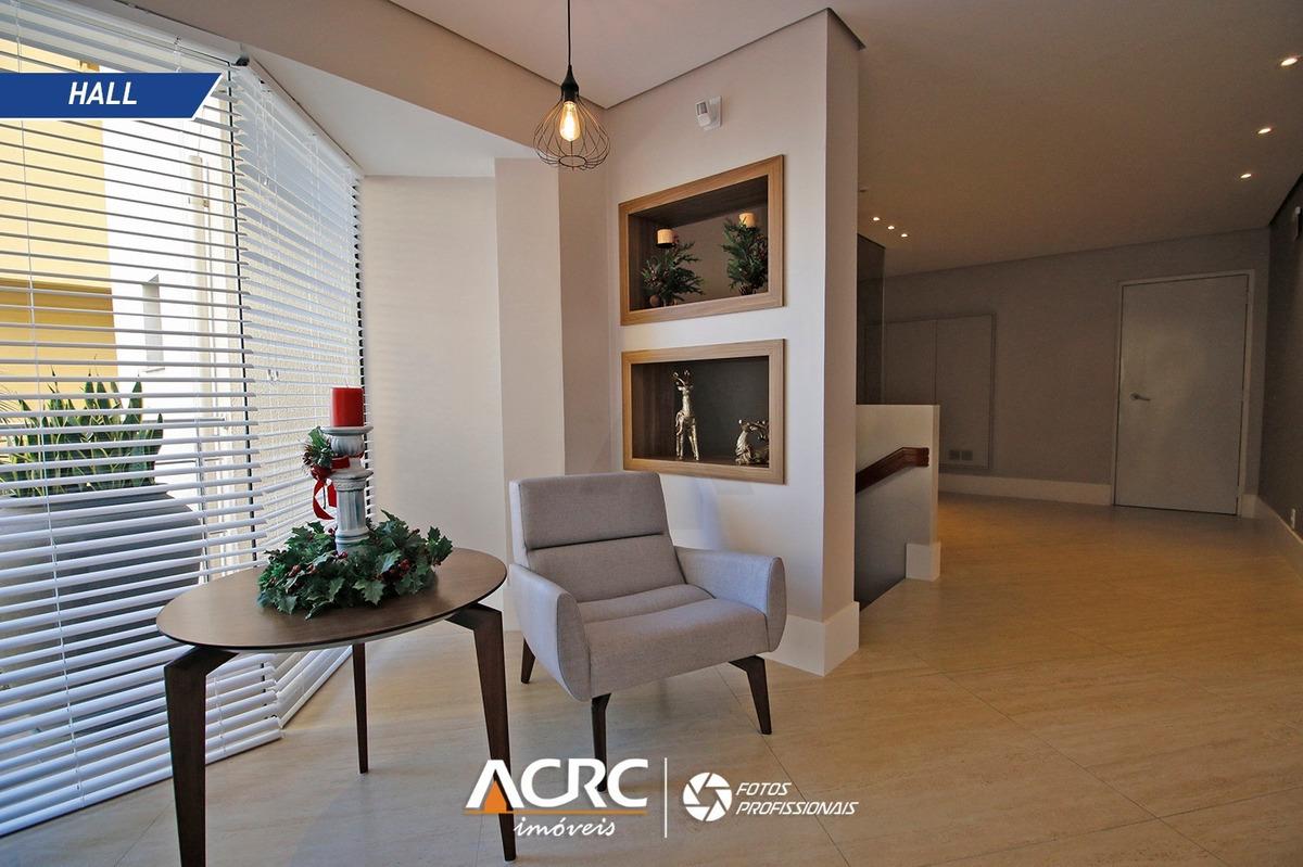 acrc imóveis - apartamento com amplo terraço para venda no bairro vila nova - ap03134 - 34720851