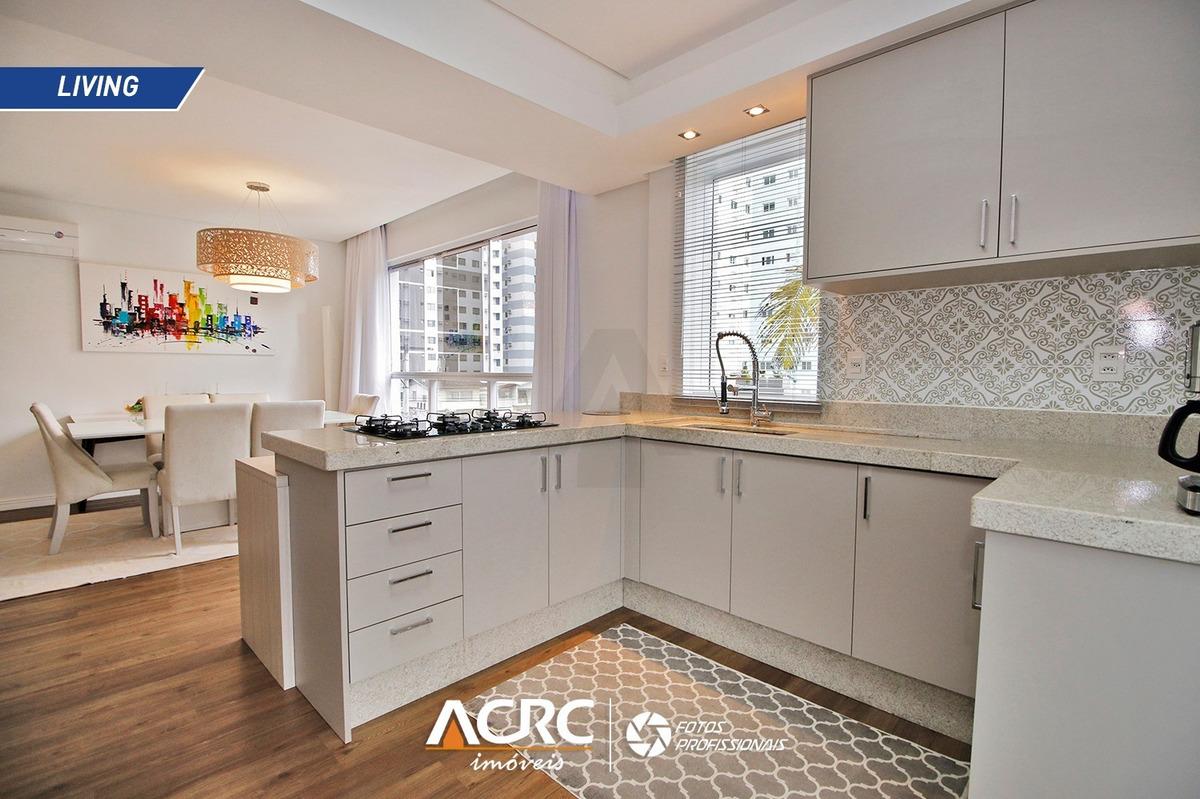 acrc imóveis - apartamento com terraço para venda no bairro ponta aguda - ap02939 - 34465804