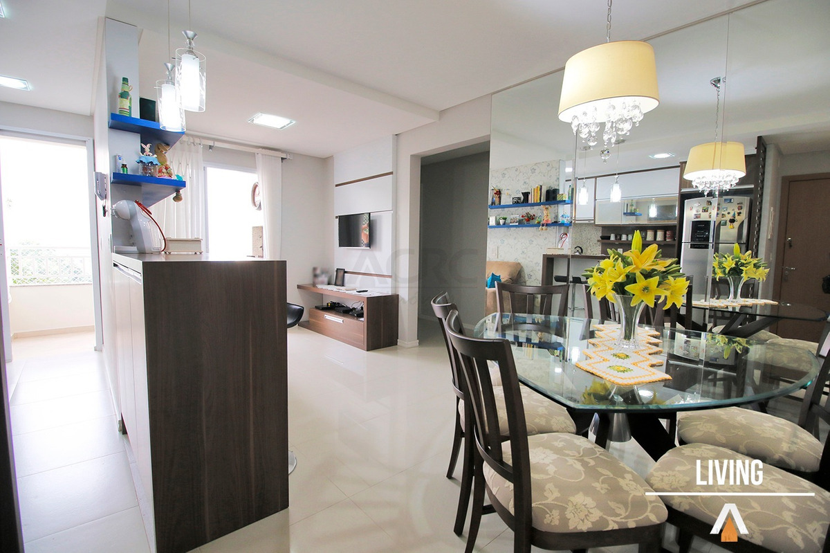 acrc imóveis - apartamento no bairro água verde  com 03 dormitórios sendo 01 suíte e 01 dorm. transformado em closet, 01 vaga de garagem - ap02413 - 33773201