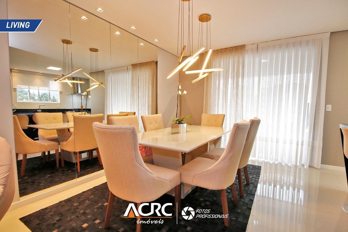 acrc imóveis - apartamento semi mobiliado 100% climatizado para venda no bairro jardim blumenau - ap03470 - 67805435