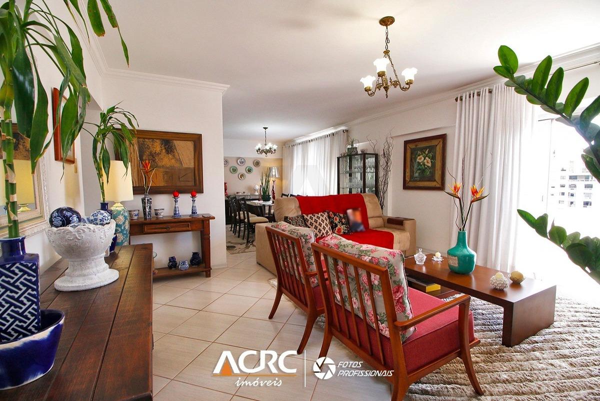 acrc imóveis  - apartamento semi mobiliado para venda no bairro ponta aguda - ap03318 - 34905445